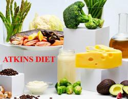 Atkins diet: How does it work, How to use the stored fat, Phases, The Atkins 40 plan, Foods to eat and avoid, Benifits and Adverse effects